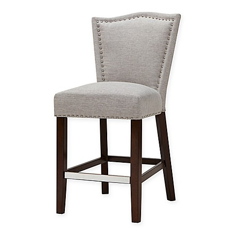 Madison Park Nate Counter Stool Bed Bath Amp Beyond
