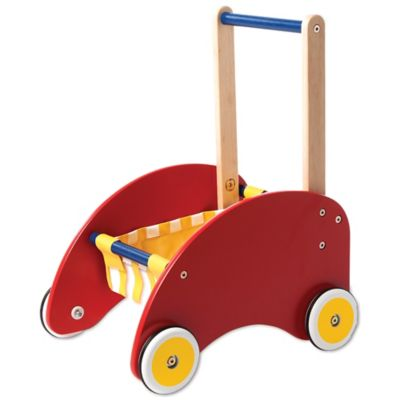 Manhattan Toy® Giggle Wood Push Cart