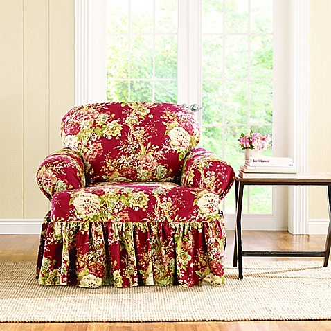 Buy Sure Fit 174 Ballad Bouquet By Waverly T Cushion Chair