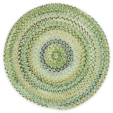 Buy Capel Rugs Ocracoke Braided 7 Foot 6 Inch Round Area