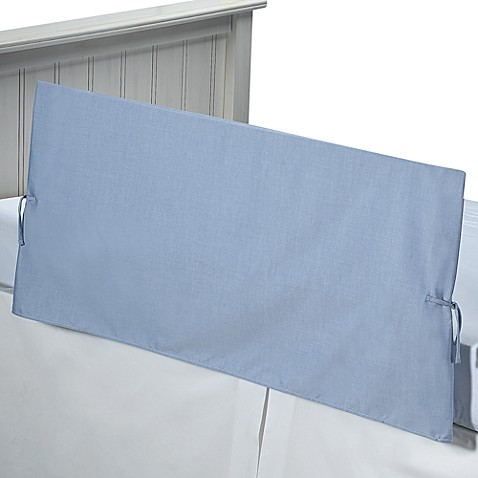 Kover-Ups™ Kasey Kollection Large Bed Rail Cover in Blue