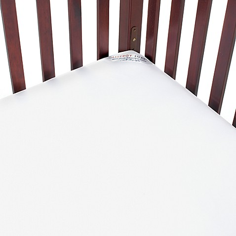 Allergy Luxe® Crib Mattress Bed Bug Barrier Cover