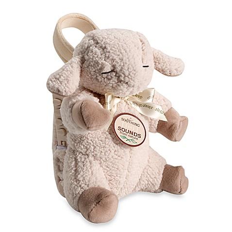 Sleep Sheep On the Go™ by cloud b - buybuyBaby.com