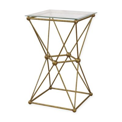 Sterling Industries Molecular Square Accent Table
