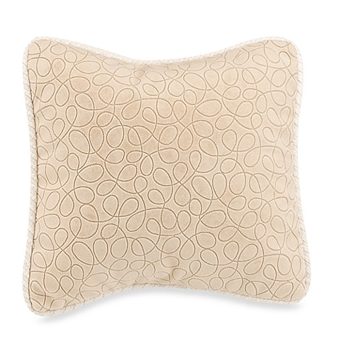 Scribbles Cream Pillow