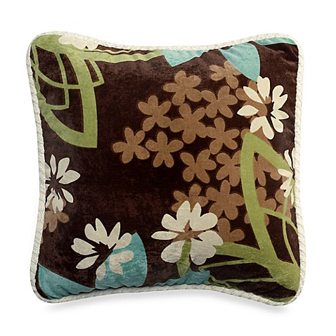 Spa Floral Pillow