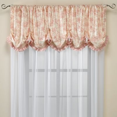 Gingham Valances