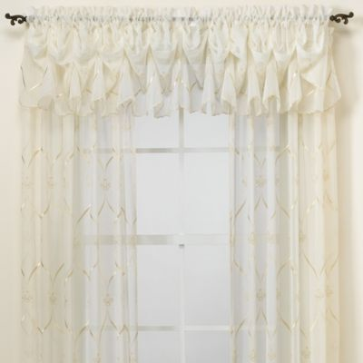 Croscill Cavalier Sheer Window Panel