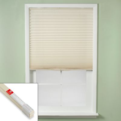 Redi Shade® Easy Touch® Ivory Cordless Window Shades