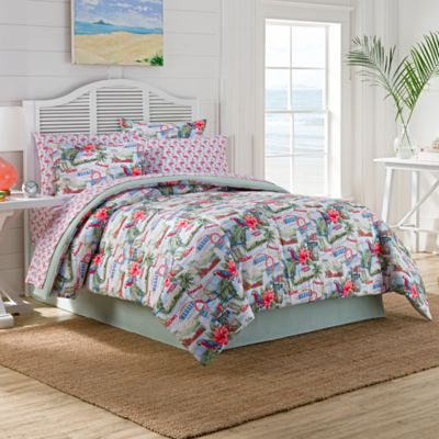 Buy Tropical Bedding Sets Twin From Bed Bath Amp Beyond