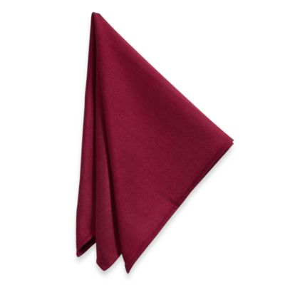 Windsor Napkins in Wine (Set of 2)