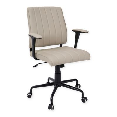 LumiSource Cache Office Chair in Black