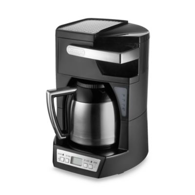 Delonghi Drip Coffee Maker with Complete Frontal Access - Bed Bath & Beyond