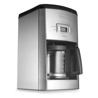 Delonghi® Stainless Steel 14-Cup Drip Coffee Maker