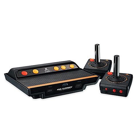 Atari® Flashback 7® Classic Video Game Console