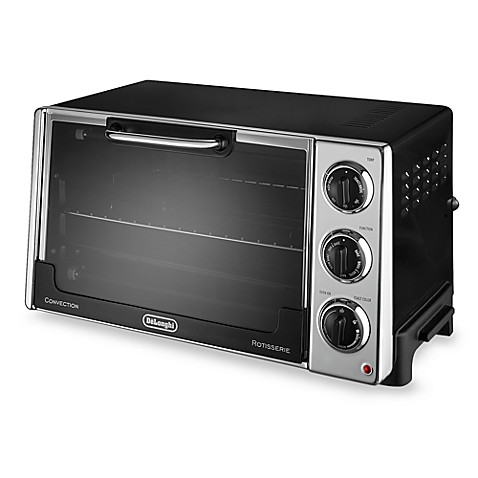 Delonghi® .7 Cubic Foot Convection Toaster Oven