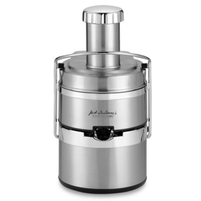 Jack LaLanne Stainless Steel Power Juicer Pro