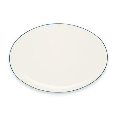 Noritake® Colorwave 16-Inch Oval Platter in Blue