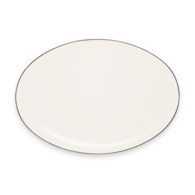 Noritake® Colorwave Chocolate 16-Inch Oval Platter