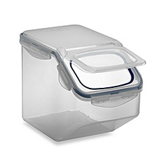 Store N' Lock 21.1-Cup Square Food Storage Bin