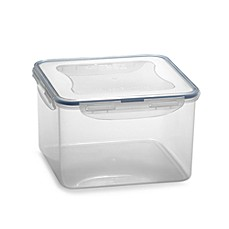 Lock & Lock® 15.6-Cup Square Food Storage Container