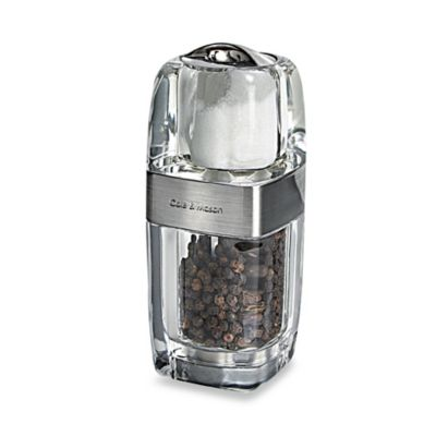Cole & Mason Seville Salt and Pepper Combination Grinder