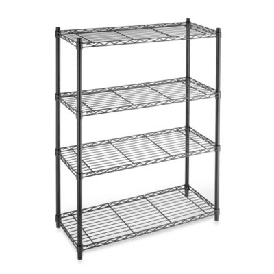 Chrome Storage Shelves