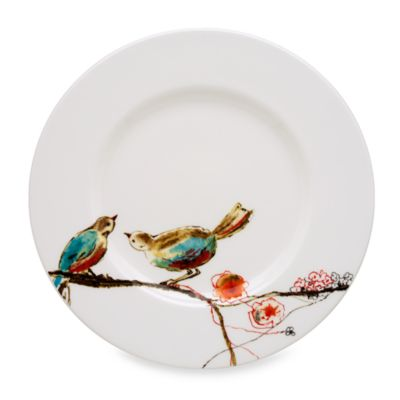 Simply Fine Lenox® Chirp 9 1/4-Inch Salad Plate