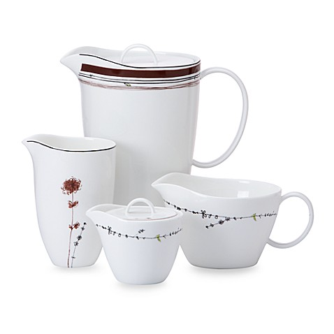 Simply Fine Lenox® Flourish 6-Piece Pour It On! Set