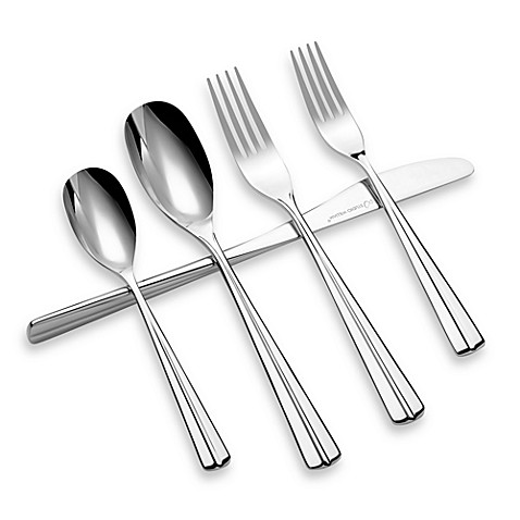 Argan Mirror 5-Piece Flatware Set