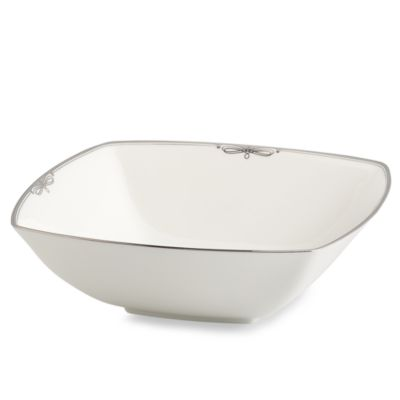 Mikasa® Platinum Ribbon 9-Inch Vegetable Bowl