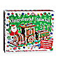 EZ Build Gingerbread Train Kit