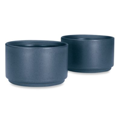 Noritake® Colorwave Blue 9-Ounce Ramekins (Set of 2)