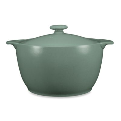 Noritake® Colorwave Green 2-Quart Covered Casserole Dish