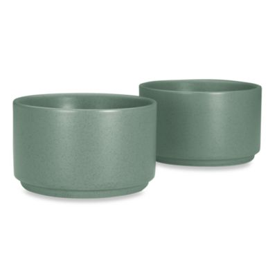 Noritake® Colorwave Green 9-Ounce Ramekins (Set of 2)