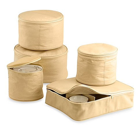 Reed & Barton China Storage Keepers (Set of 5)
