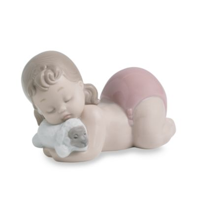 Nao® by Lladro 3 1/4-Inch New Playmates Porcelain Figurine