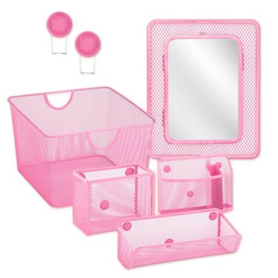 Buy Pink Desk Accessories from Bed Bath & Beyond