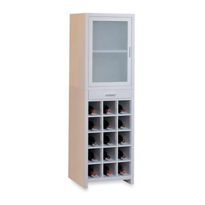 Dusk and Dawn Collections 15-Section Wine Cabinet