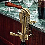 Wine Enthusiast Legacy Bronze Corkscrew