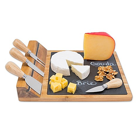 CucinaPro™ Magnetic Cheese Plate