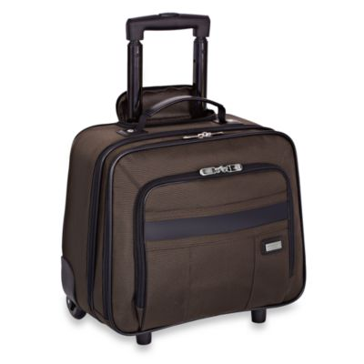 Hartmann® Stratum® Mobile Tote in Brown