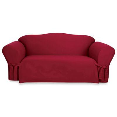 One Piece Sofa Slipcover