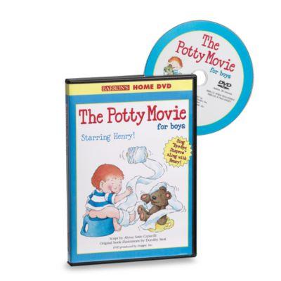 The Potty Movie for Boys DVD