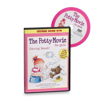 The Potty Movie for Girls DVD