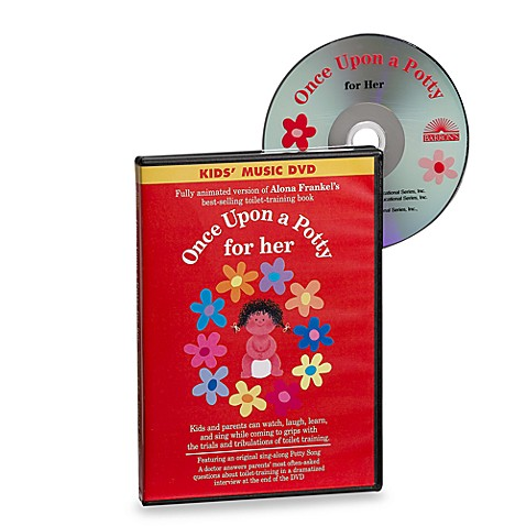 Once Upon a Potty DVD for Her