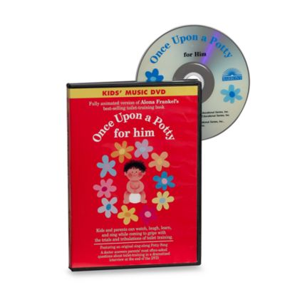 Once Upon a Potty DVD for Him