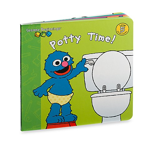 Sesame Beginnings™ in Potty Time!