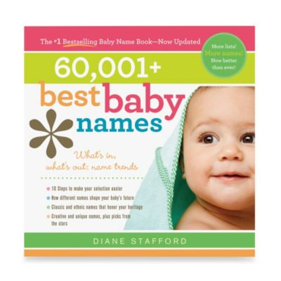 Baby Name Book