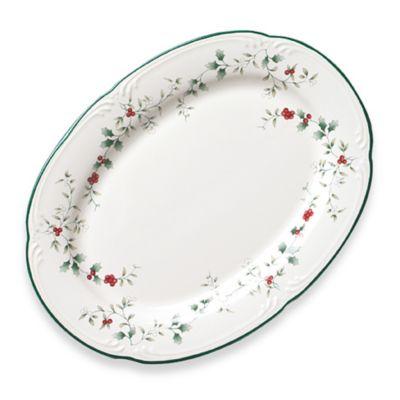 Pfaltzgraff Oval Platter
